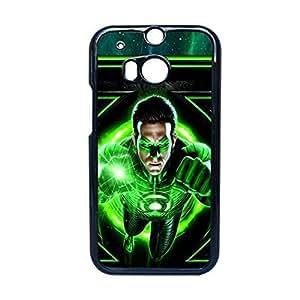 Generic Custom Design With Green Lantern Art Phone Case For Girl For Htc One M8 Choose Design 1