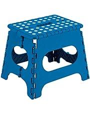 Arregui TB-027-A opvouwbare kruk 29 cm hoog, blauw, 290 x 220 x 270 cm