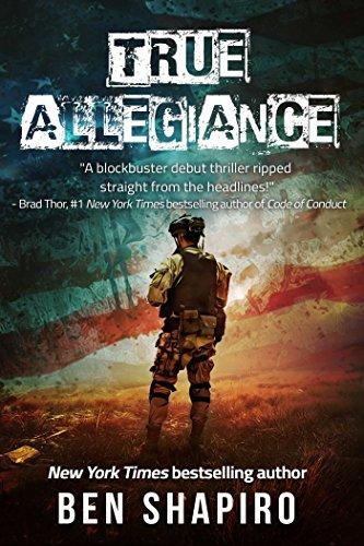 Book cover from True Allegianceby Ben Shapiro