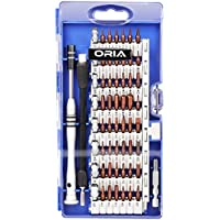 ORIA Screwdriver Set, Magnetic Driver Kit, Professional...