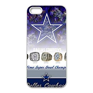 JIANADA Dallar Cowboy Pattern New Style High Quality Comstom Protective Case Coverr For iPhone 5S