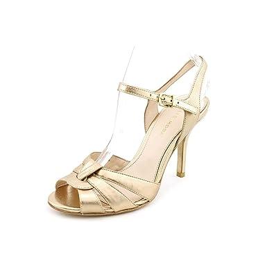 5f10cb45e5085a Pelle Moda Gypsy Damen Nappa-Leder Kleid Sandalen Schuhe Größe ...