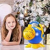 Theefun Bubble Machine, Automatic Bubble Blower