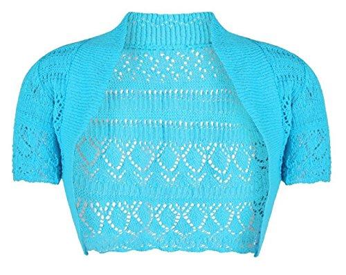 Momo Fashions Filles Enfants Crochet