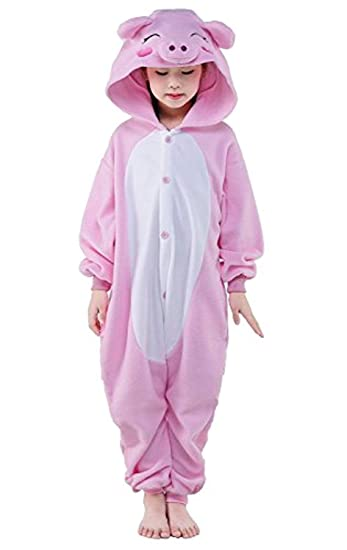 ABYED Kigurumi Pijamas Unisexo Adulto Cosplay Traje Disfraz Adulto ...