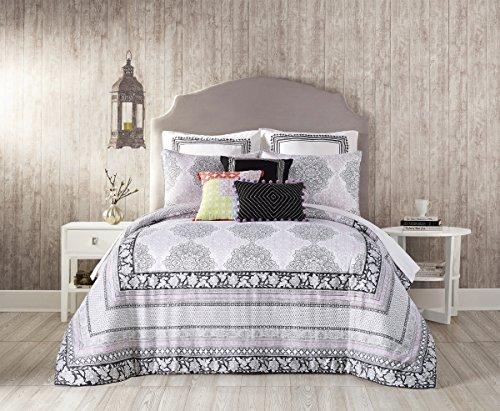 Jessica Simpson A055815BWEBS 2Piece Asana Comforter Set, ...