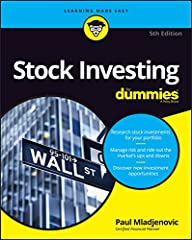 Grow your stock investments in today's changing environment Updated with new and revised material to reflect the current market, this new edition of Stock Investing For Dummies gives you proven strategies for selecting and managing profitable...