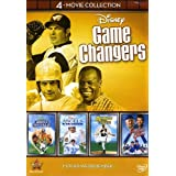 Disney Game Changers 4-Movie Collection (Angels in the Outfield / Angels in the Infield / Angels in the Endzone / Perfect Gam
