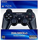 sony dualshock 3 wireless playstaion 3 controller PS3 black