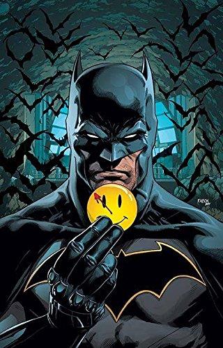 - BATMAN #21 LENTICULAR VAR ED (THE BUTTON)