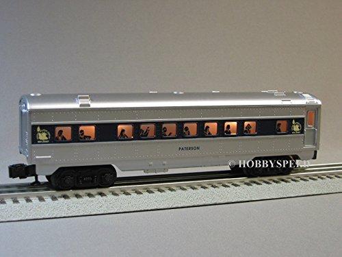 """LIONEL CNJ PASSENGER CAR """"PATERSON"""" o gauge train coach car"""