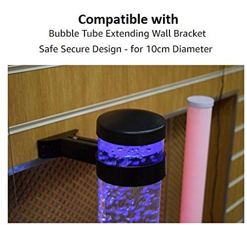 """Sensory LED Bubble Tube - Fake Fish """"Tank"""" - Floor Lamp ..."""