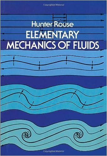 Elementary Mechanics of Fluids (Dover Books on Physics