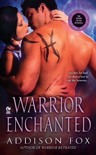 book cover of Warrior Enchanted