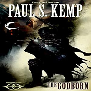 The Godborn Audiobook