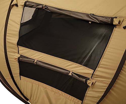 FiveJoy 4-Person Instant Pop-Up Tent u2013 Automatic Setup in Seconds u2013 Easy & FiveJoy 4-Person Instant Pop-Up Tent - Automatic Setup in Seconds ...