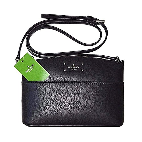 York Kate Shoulder Millie Black Purse Street New Handbag Spade Grove Leather C714wqABCn