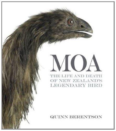 Death of New Zealand's Legendary Bird