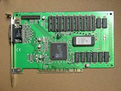 Mach64 Video - ATI TECHNOLOGIES - PCI Mach64 Video Card - 109-25500-40