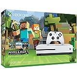 Xbox One S 500GB Console - Minecraft Bundle - Bundle Edition