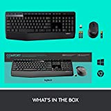 Logitech MK345 Wireless Combo Full-Sized Keyboard