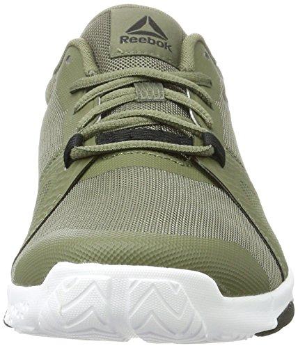 Lite Red Homme Vert Hero Trainflex Coal White Chaussures Reebok Primal de Multicolore Fitness Gris Green hunter qxwH574X4