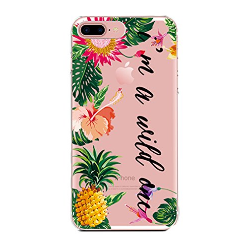 iPhone Floral Tropical Rubber Pineapple product image