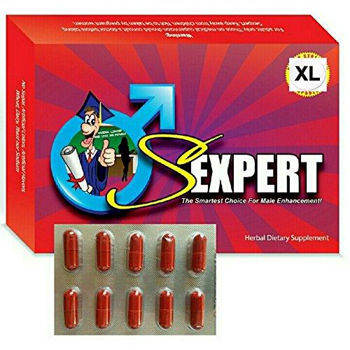 SEXPERT XL - The Smartest Choice for Male Enhancement!