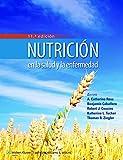 img - for Nutricion en la salud y la enfermedad (Spanish Edition) book / textbook / text book