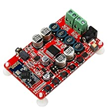 Audio Receiver Board - SODIAL(R)TDA7492P CSR8635 2x50W Bluetooth Audio Receiver 50W+50W Digital Amplifier Board