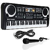 Kofun Musical Toys Electric Piano New 61 Keys Digital Music Electronic Keyboard Key Board Gift