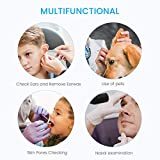 Anykit Ear Wax Removal Tool, HD Otoscope for