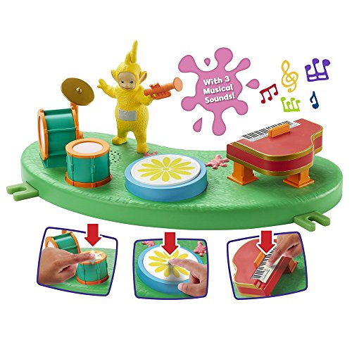 Review Teletubbies Music Day Playset