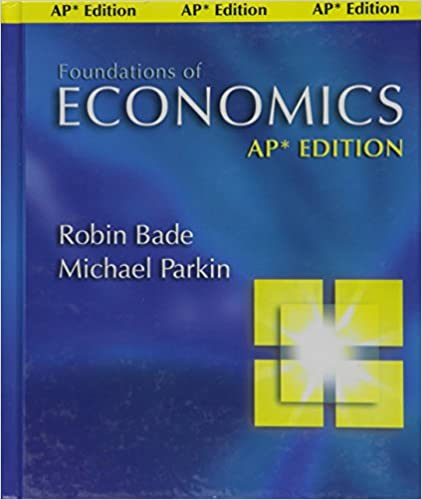 Economics edition pdf michael 8th parkin