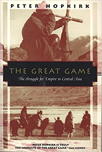 The Great Game: The Struggle For Empire In Central Asia Epub Descargar