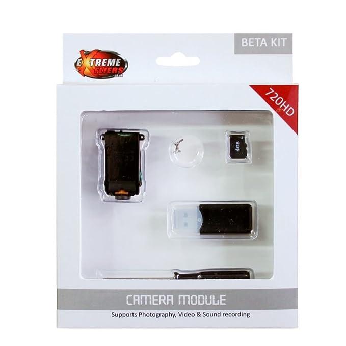 Extreme Fliers 720 HD módulo de cámara para Micro Drone 2.0 +: ...