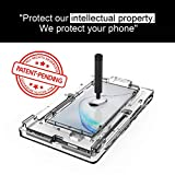 Galaxy Note 10 Plus Screen Protector, [Dome