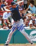 Wil Myers Hand Signed / Autographed Tampa Bay Rays 8 x 10 Photo - MLB Hologram