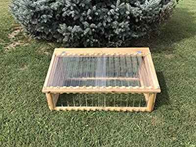 Heavy-Duty Cold Frame - Made in Missouri - Easy Assembly Instructions Included. from Stark Bro's