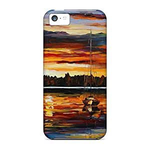 New Arrival Leonid Afremow Reproduction For Iphone 5c Case Cover