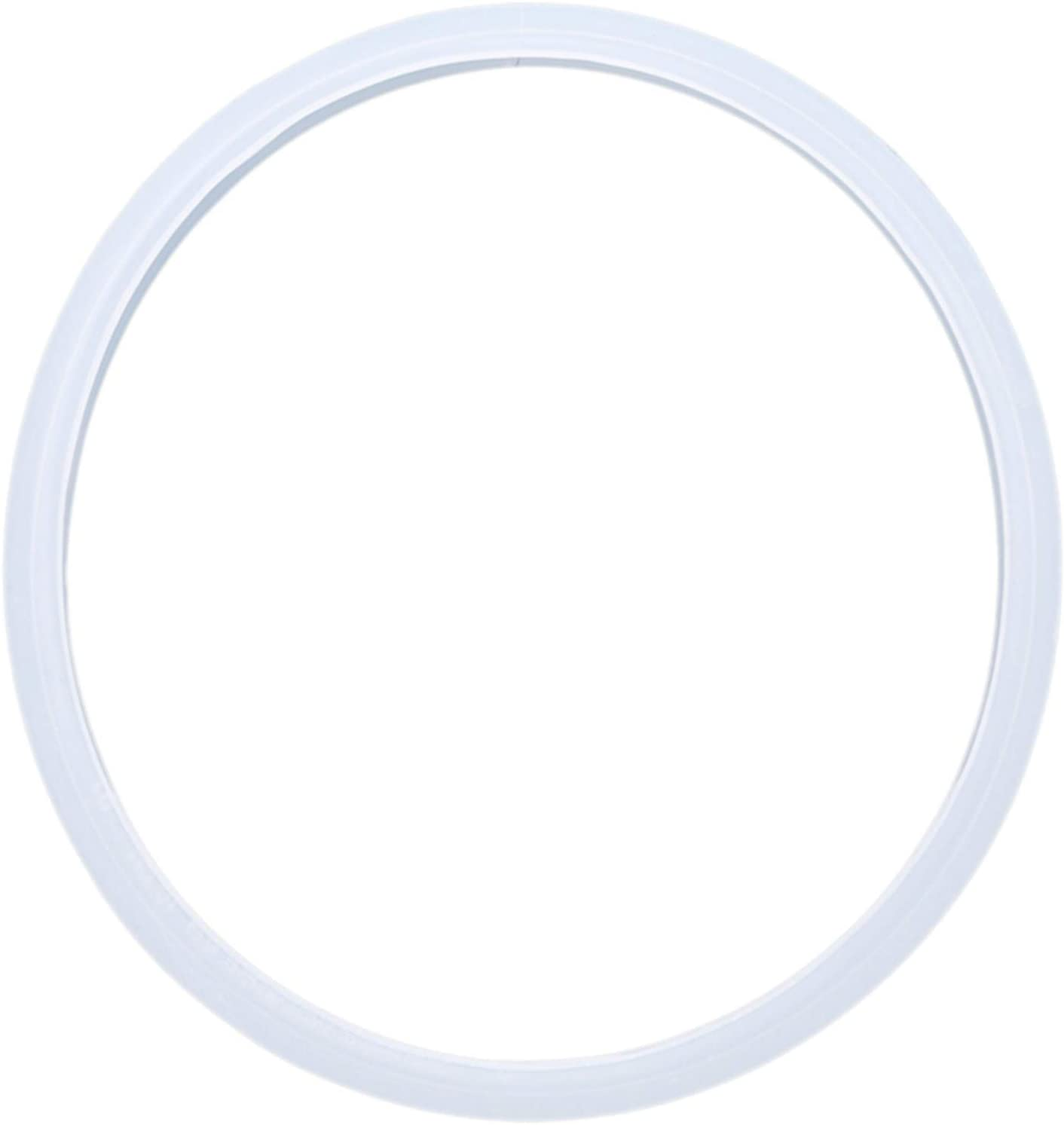 LZIYAN Transparent Silicone Gasket Sealing Rings for Pressure Cooker Pot Kitchen Tool for Home Use,7.09 inch