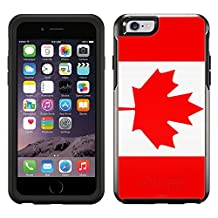 Skin Decal for OtterBox Symmetry Apple iPhone 6 Case - Canada Flag