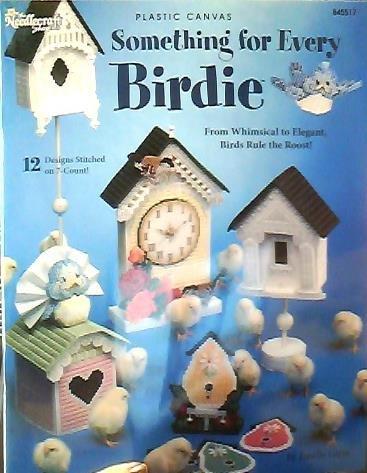 Birdie Canvas - Something for Every Birdie Plastic Canvas