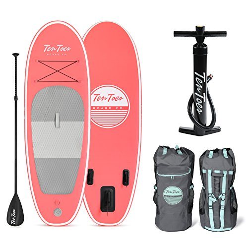 Ten Toes SUP Emporium Ten Toes Nano Inflatable Stand for sale  Delivered anywhere in USA