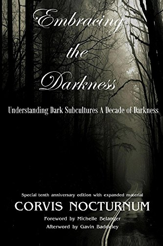 Image result for embracing the darkness: Understanding Dark subcultures""