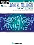 Jazz Blues Favorites: Alto Sax (Hal-leonard Instrumental Play-along)