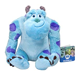 Disney Monsters Inc 10-inch Plush Sulley