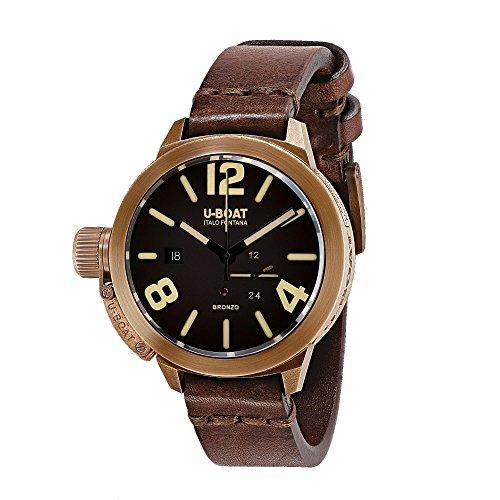 U-Boat 8103 Classico 45 Bronzo A BR Wristwatch