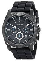 Fossil Men's FS4487 Machine Chronograph ...