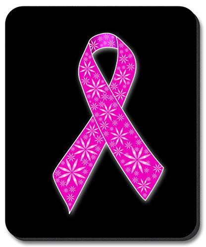 Art Plates brand Mouse Pad - Breast Cancer Awareness